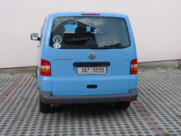 VW T5 1.9 TDI Powered by Sportmotor, chiptuning