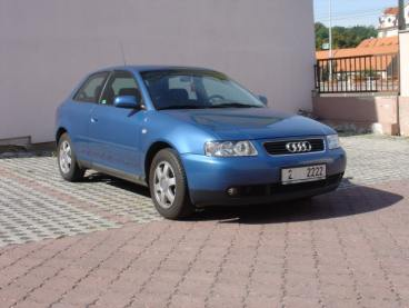 Audi A3 1.8 Powered by Sportmotor, chiptuning, filtr K&N