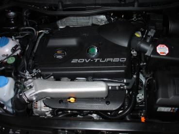 Motor 1.8 T Powered by Sportmotor- chiptuning na 150 kW, sportovní filtr K&N