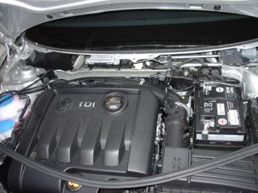 New Octavia Combi 4x4 1.9 TDI Powered by Sportmotor - chiptuning na 105 kW