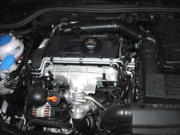 Motor 2.0 16V TDI bez krytu
