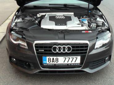 Audi A4 3.0 TDI Powered by Sportmotor - chiptuning (206 kW), sportovní filtr K&N