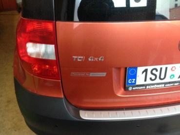 Śkoda Yeti 2.0TDI CR Powered by Sportmotor