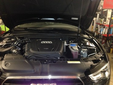 Audi A4 2.0TDI CR Powered by Sportmotor