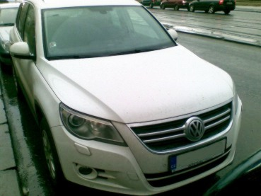 VW Tiguan 2.0TDI CR Tiptronic Powered by Sportmotor - flashtuning 132 kW, 390 N.m