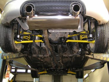Audi TT Quattro Powered by Sportmotor - sportovní výfuk Milltek