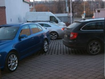 Superb Combi 2.0 TDI CR a Octavia RS Powered by Sportmotor
